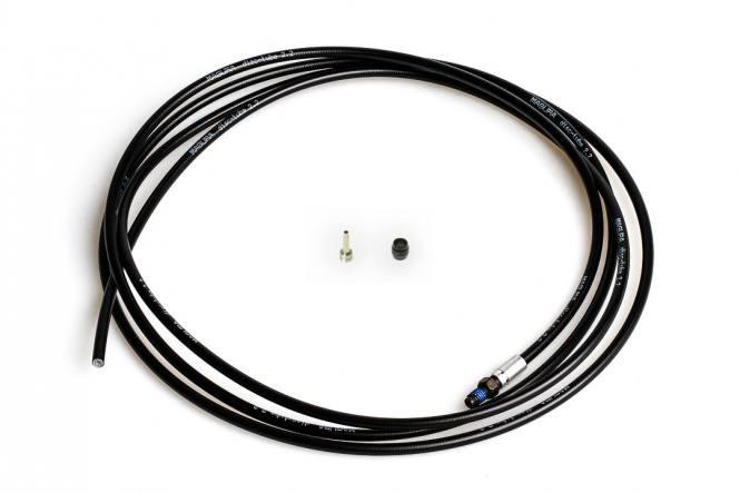 MAGURA Bremsleitung für alle MT Bremsen für MT2 nur bis Modelljahr 2014 schwarz 2.5 Meter