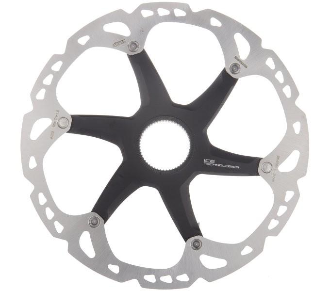 Shimano Disc XT Bremsscheibe SM-RT81 203 mm Centerlock ICE Tech