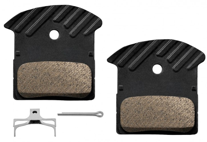 Shimano Bremsbeläge Ice-Tech J03A für XTR XT SLX BR-M9000 BR-M785 BR-M666 S700J