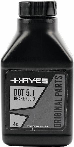 Original HAYES Bremsflüssigkeit DOT 5.1 4oz = 118ml