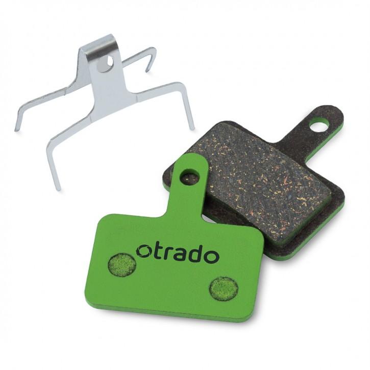 OTRADO e-Bike Bremsbeläge für Shimano Deore B01S BR-M 445 446 485 486 525 575 u Tektro