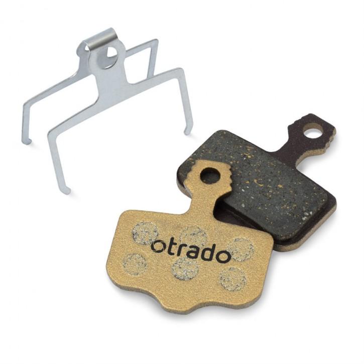 OTRADO Bremsbeläge für Avid Elixir 1 3 5 7 XX XO CR R