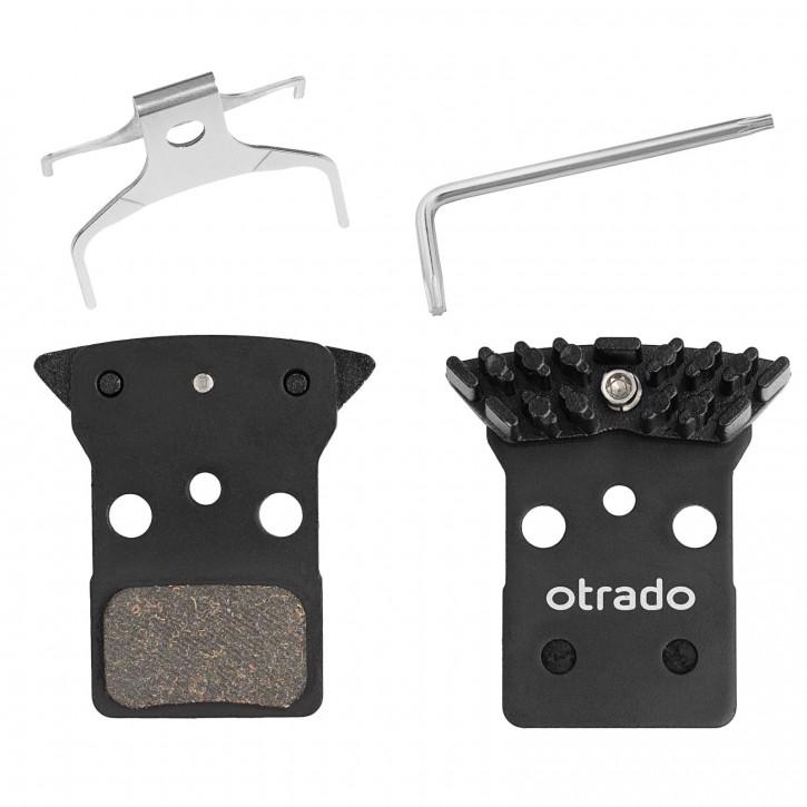 OTRADO AIR Bremsbeläge für Shimano L03A Dura-Ace Ultegra 105 Metrea