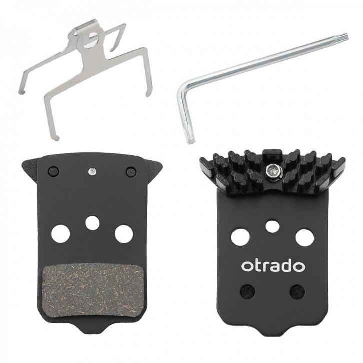 OTRADO AIR Bremsbeläge für Avid Elixir 1 3 5 7 XX XO CR R