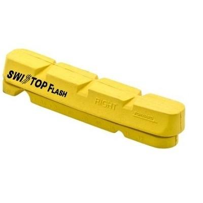 SwissStop Race Flash Pro Yellow King Shimano