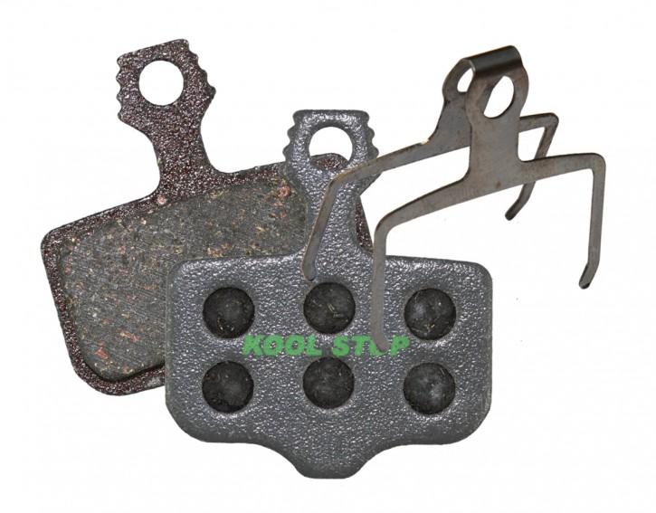 Kool-Stop KS-D296E Disc Bremsbeläge für AVID Elixir 1 3 5 7 XX XO CR R  SRAM XX