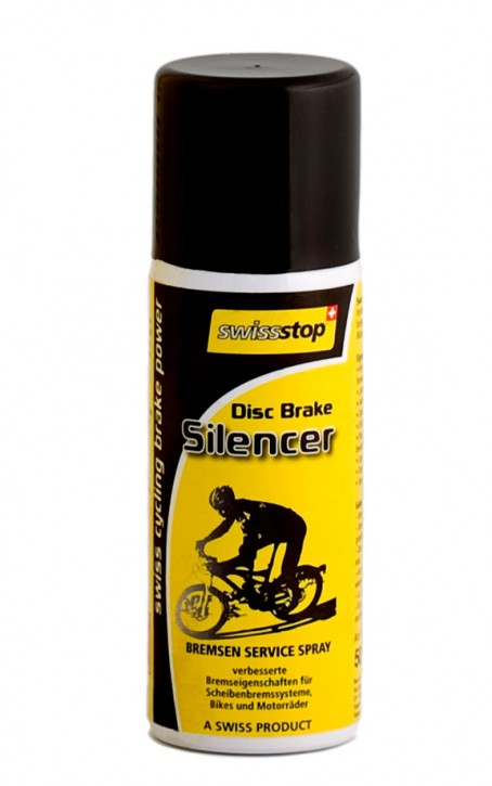 SwissStop Brake Silencer 50 ml DISC Bremsen Service Spray