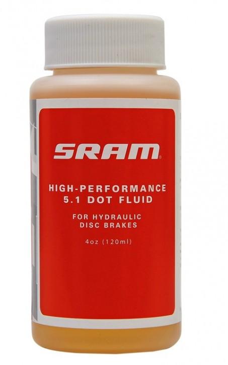 Sram Bremsflüssigkeit Fluid DOT 5.1 120ml