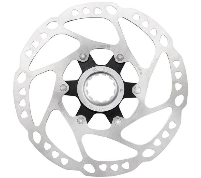 Shimano Disc Bremsscheibe Deore SM-RT64 160 mm Centerlock
