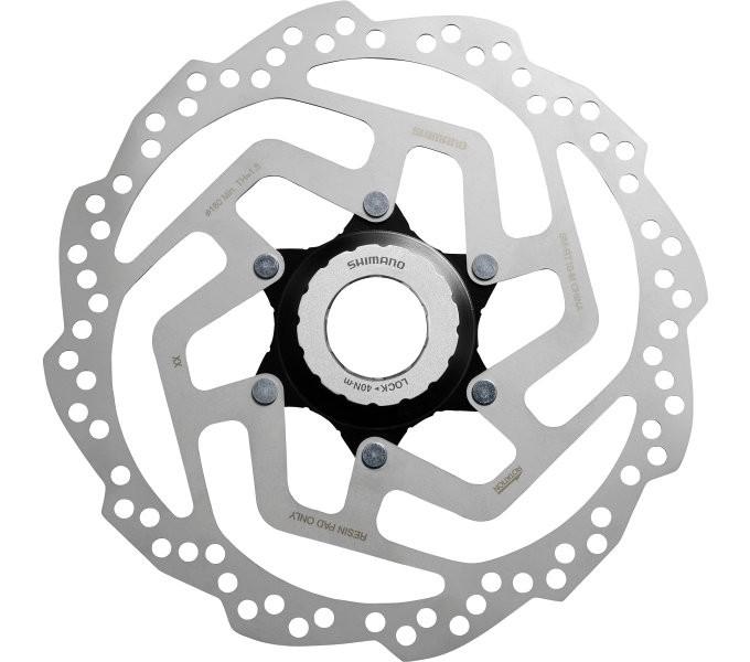 Shimano Disc Bremsscheibe SM-RT10 160 mm Centerlock