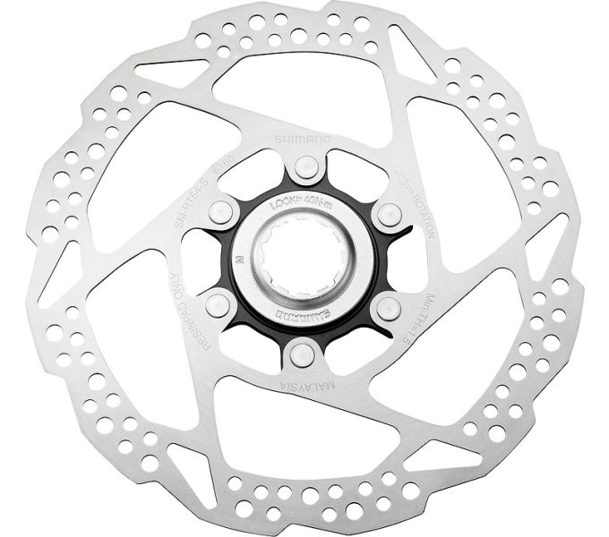 Shimano Disc Bremsscheibe SM-RT54 160 mm Centerlock