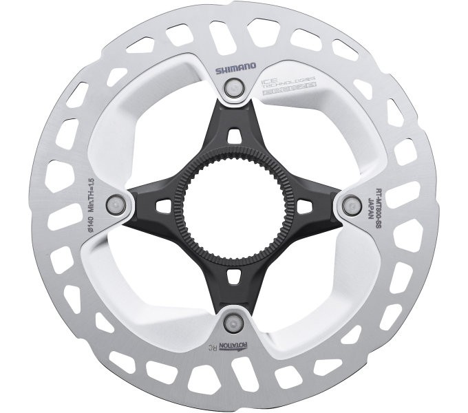 Shimano Disc 160mm Bremsscheibe RT-MT800 ICE TECHNOLOGIES FREEZA