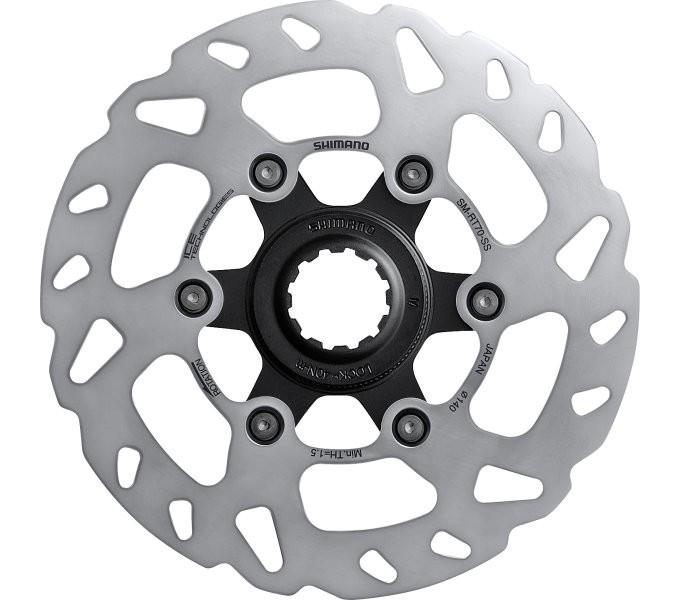 Shimano Disc SLX Bremsscheibe SM-RT70 203 mm Centerlock ICE Tech