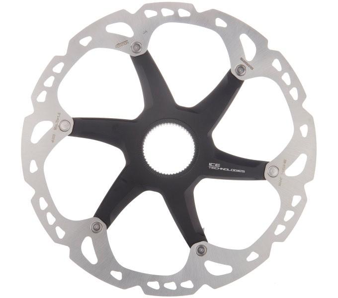 Shimano Disc XT Bremsscheibe SM-RT81 160 mm Centerlock ICE Tech