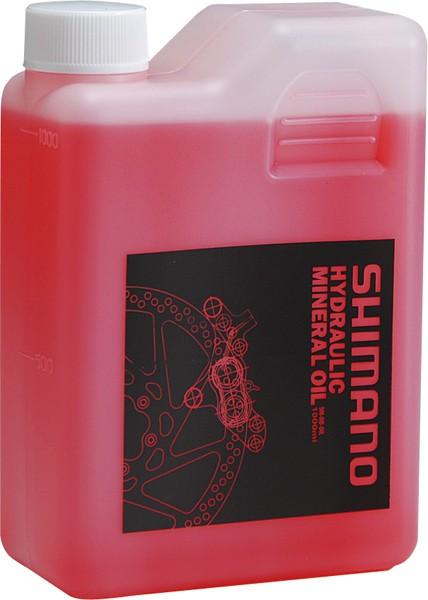 Shimano Mineralöl für Scheibenbremsen Original Öl 1000 ml / 1L