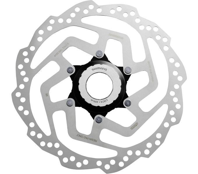 Shimano Disc Bremsscheibe SM-RT10M2 180 mm Centerlock