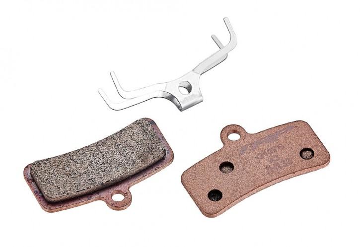 Bremsbelag TRP Q10TS full metallic G-Spec Quadiem Quadiem G-Spec Slate