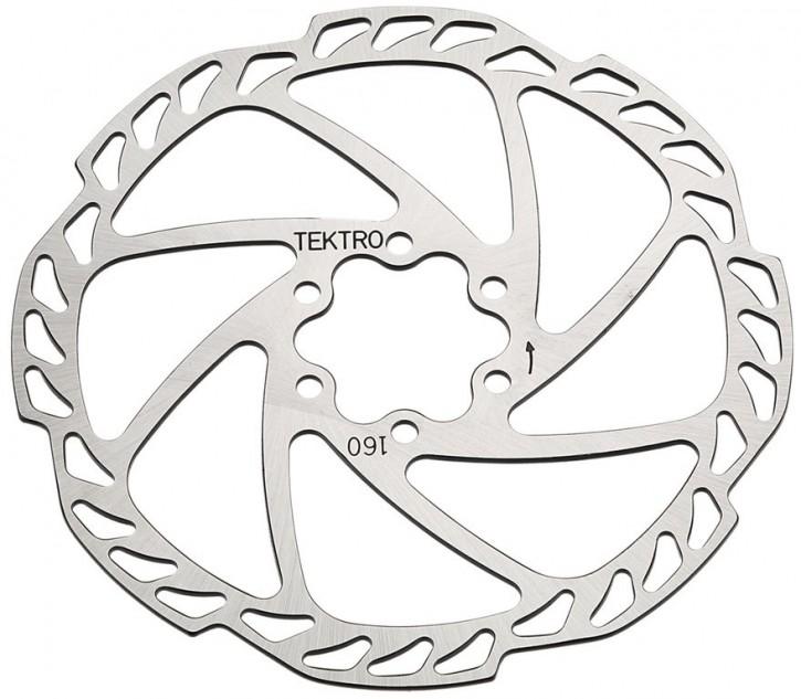 Bremsscheibe Tektro TR160-8  160mm 6-Loch