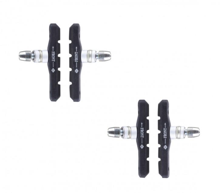 V-Brake Bremsschuhe Point 2 Paar 70 mm für alle V-Brakes