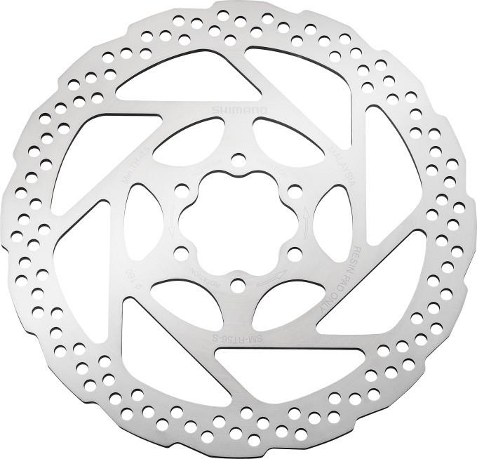 Shimano Disc Bremsscheibe SM-RT56 180 mm 6-Loch