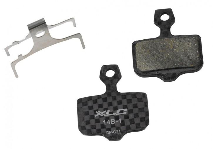 XLC Carbon Bremsbeläge für Avid Elixir 1 3 5 7 XX XO CR R