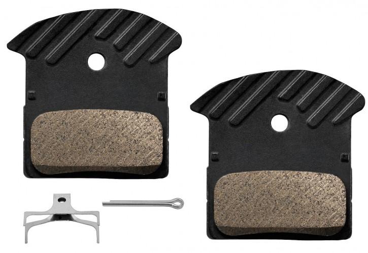 Shimano Bremsbeläge Ice-Tech J02A für XTR XT SLX BR-M9000 BR-M785 BR-M666 S700J