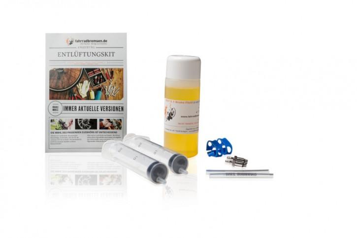 Entlüftungskit Service Kit für Formula Scheibenbremsen inkl. 100ml DOT Bremsflüssigkeit
