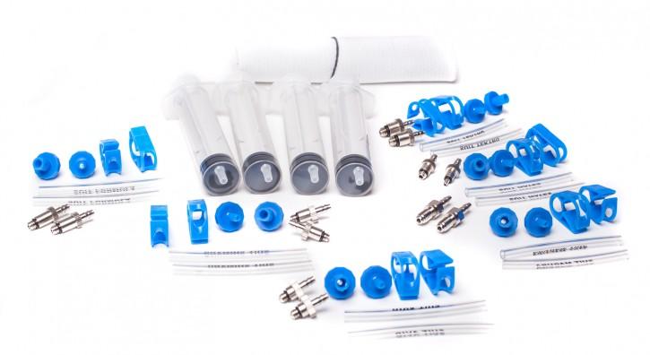 Universal Entlüftungskit Service Kit für Avid Shimano Magura Hayes Formula Scheibenbremsen