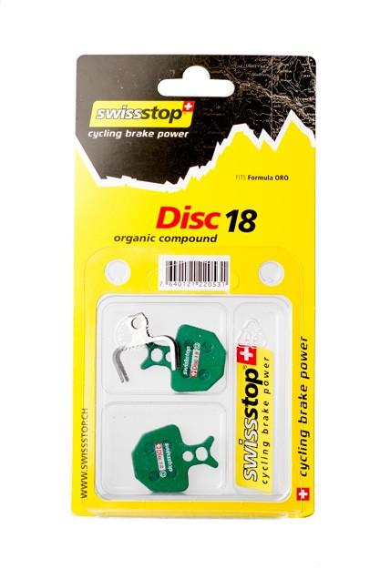 SwissStop Disc 18 Bremsbeläge für Formula ORO
